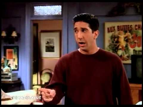 FRIENDS ITA 2×06 – L'allergia di Ross