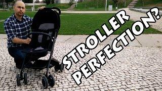 A Great Stroller - GB Qbit+