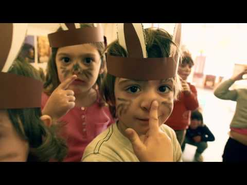 Escola Fort Pienc - Presentació del Concert de Nadal - P3