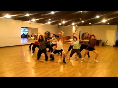Wobble Choreographed By Calli Overstreet video