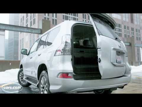 2014 Lexus GX 460 Review
