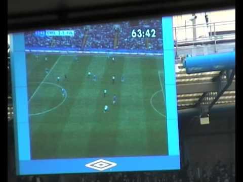 Chelsea 3 - 1 Fulham April 2005