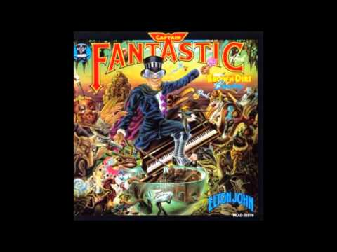 Elton John- Captain Fantastic And The Brown Dirt Cowboy (Full Album)