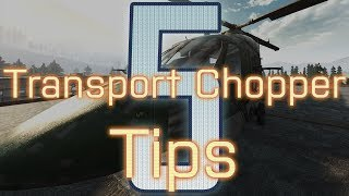 5 Transport Chopper Tips - BattleField 4