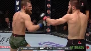 Conor McGregor vs Khabib Nurmagomedov (Eminem-lose yourself)