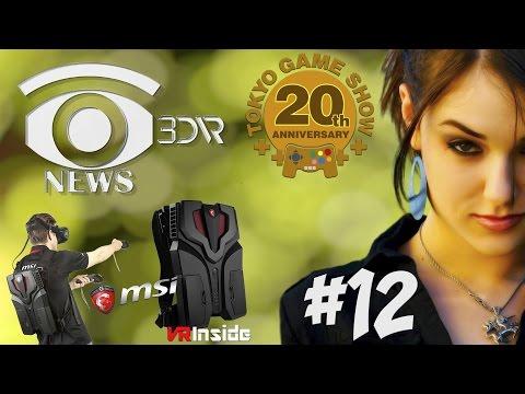 #12 Новости виртуальной реальности: обзор новинок игр и гаджетов. #3dnews