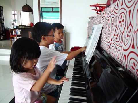 christmas carols by the lau kids