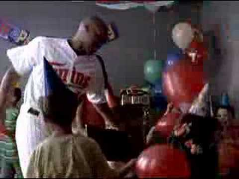 Torii Hunter TV spot Video