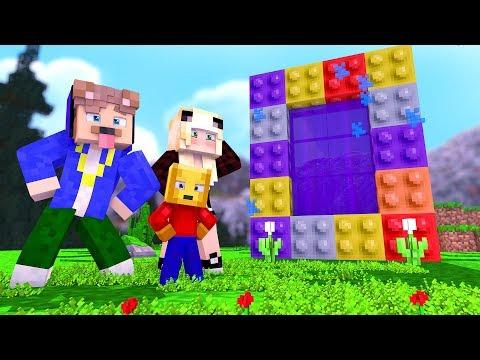 WIR FINDEN EIN LEGO PORTAL!