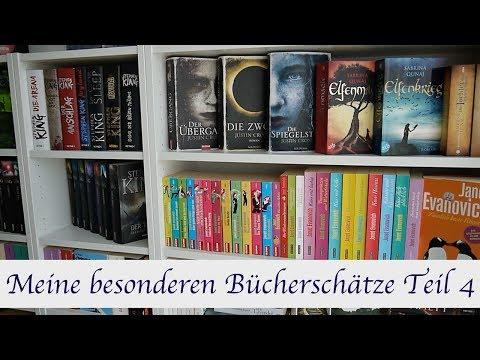 Meine besonderen Bücherschätze - Tour durch meine Leseecke Teil 4