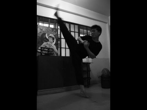 Jeet Kune Do  Hook Kick Basic Kick 101 How to execute it properly Image 1