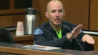 Longmont officer describes gruesome injuries to Michelle Wilkins