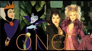 Once Upon a Time - Malefica vs. Regina  (Disney Version)