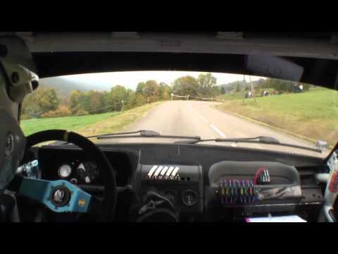 Rallye Bauges 2010 R1S Domerdich Boretti 205 maxi F2000/14