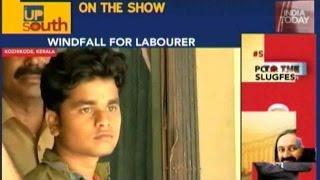 Migrant Worker Wins Rs. 1 Crore Lottery In Kerala