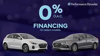 Performance Hyundai - 2019 Santa Fe Auto Show Special Offer