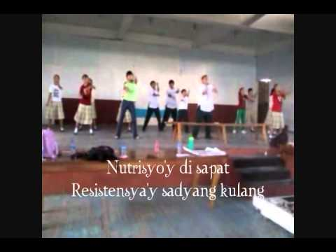Nutri Jingle Practice (tcshs) video