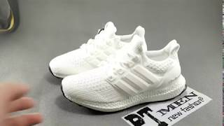 Women Running CM8278 Ultraboost Uncaged Shoes Tech