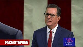 Stephen Interviews Major Garrett's Interview of Mike Pence