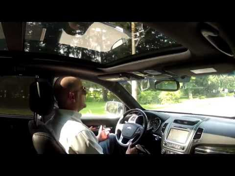 2014 Kia Sorento SXL AWD - Driving Review - In Depth