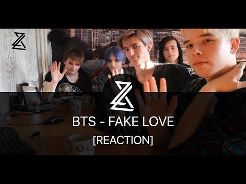 BTS (방탄소년단) 'FAKE LOVE' Official MV 2L8 REACTION