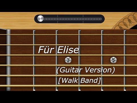 download lagu F�r Elise Guitar Version - Walk Band gratis