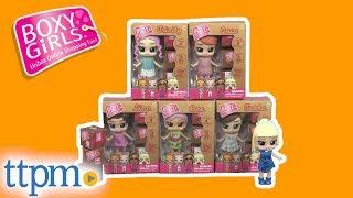 Boxy Girls Mini Dolls from Jay @ Play