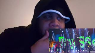 Download Lagu Bruno Mars & Cardi B - Finesse GRAMMY AWARDS PERFORMANCE | REACTION Gratis STAFABAND