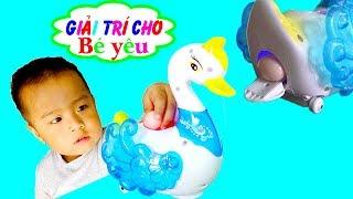 Trò Chơi Thiên Nga Đẻ Trứng ❤ Bé Học Màu Sắc ❤ Giải trí cho Bé yêu