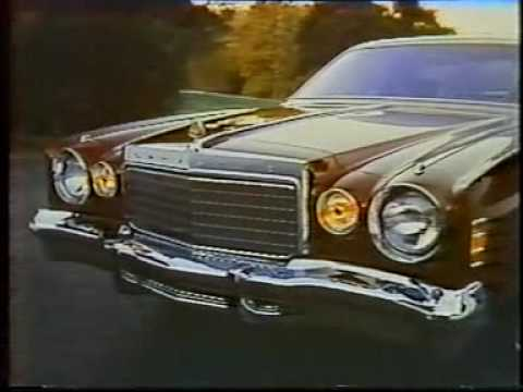 Ricardo Montalban for Chrysler Cordoba 1977