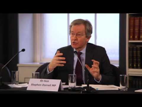 London Health Commission: Theme A:   The Right Honourable Stephen Dorrell MP