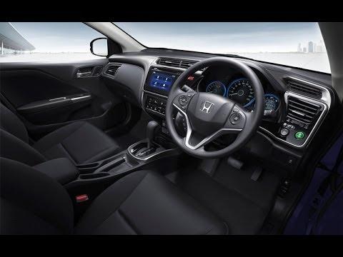 NEW] Honda City 2014 interior - YouTube