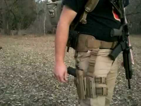 Blackhawk Serpa Tactical Holster Review