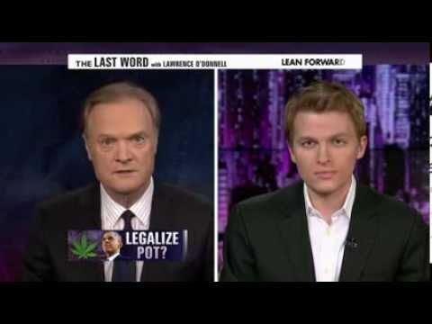 Obama Says It's Important That Marijuana Legalization Move Forward (Jan 20, 2014 - MSNBC)