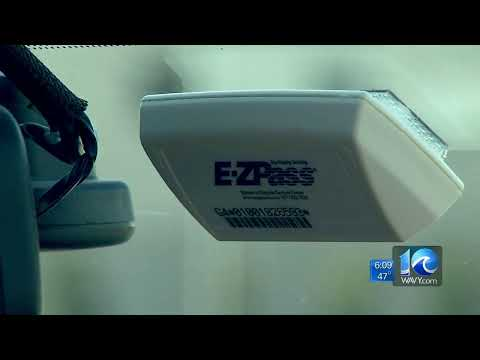 E-ZPass transactions backlog
