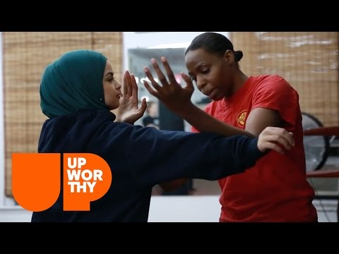 These Muslim women are using self-defense to empower other women in their daily lives.