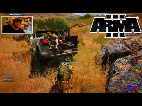 Best Driver Eva - Arma 3 KOTH King Of The Hill
