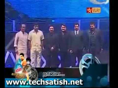 Kamal Hassan 50's Years Celebration by Vijay TV