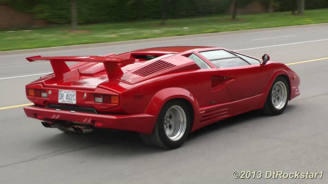 miura countach ferrari f40 maserati 200si testarossa diablo youtube. Black Bedroom Furniture Sets. Home Design Ideas