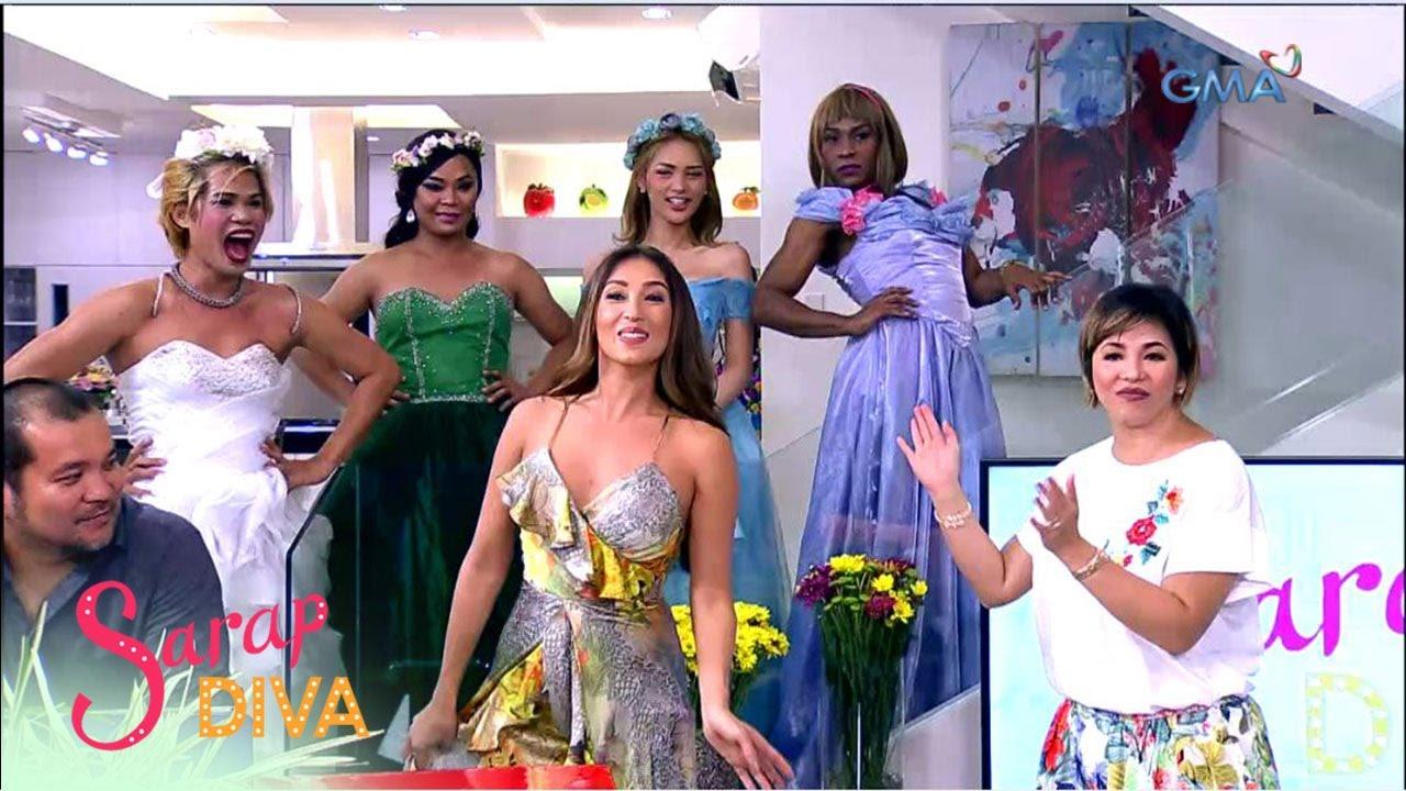Sarap Diva Teaser: Mga reyna ng Flores de Mayo, bibisita sa 'Sarap Diva'