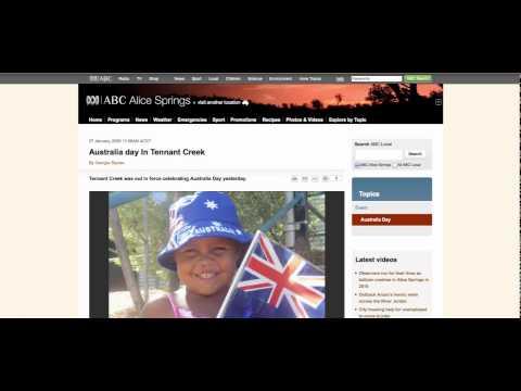 ABC Local Online Photo Stories 2009-2014