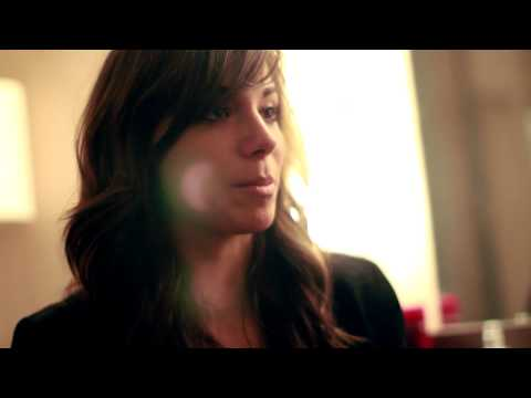 christina perri sings on her first tour ever!