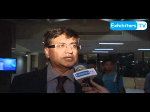 ITCN Asia TV - Chairman PTA, Dr. Mohammed Yaseen speaks to Exhibitors TV Network