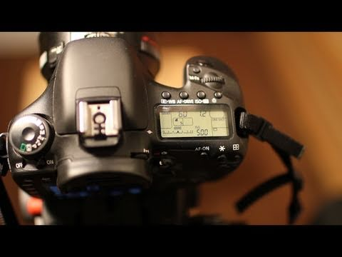 Camera settings for filming on your Canon DSLR - DSLR FILM NOOB