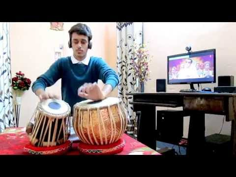 Dagabaaz Re | Salman Khan | Sonakshi Sinha | Tabla Cover By Ayush Mishra