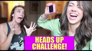 HEADS UP CHALLENGE!