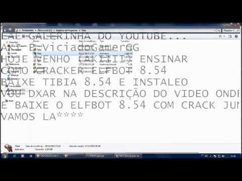 Como crackear ElfBot 8.54