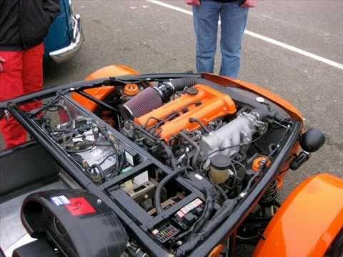 Exocet Kit Car Uk