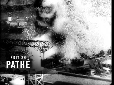 Japanese Mock Attack On Pearl Harbour - December 1940 (1940)
