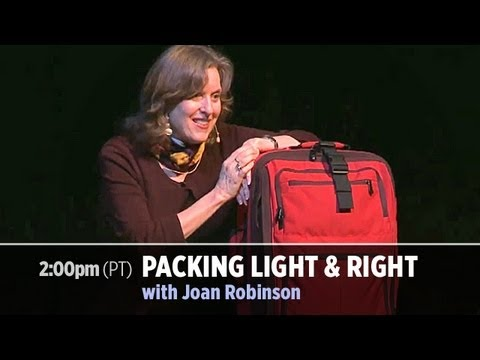 Packing Light & Right